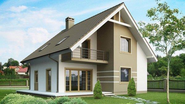 Проект дома Микус