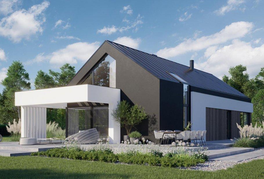 Проект дома Милан