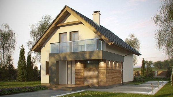 Проект дома Симеон Нео