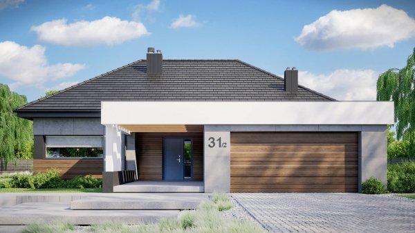 Проект дома Тамир