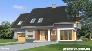 Проект дома Брунон