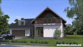 Проект дома Таль
