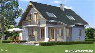 Проект дома Тесей