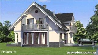 Проект дома Гелиодор Ас