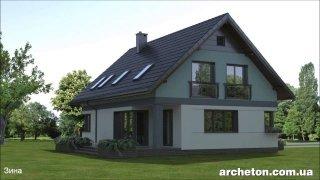 Проект дома Зина